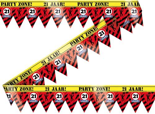 Markeerlint Party 21 Jaar