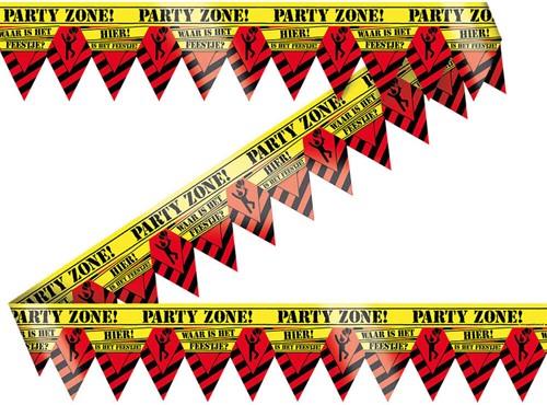 Markeerlint Party Hier Is Het Feestje