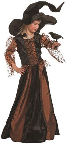Heksenjurk Morgana voor meisjes