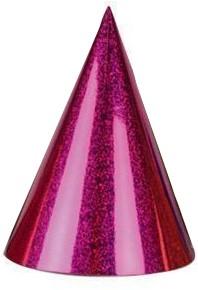 Feesthoed Laser Pink