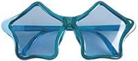Bril Disco Stars Blauw