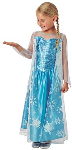 Frozen Prinsessenjurk Elsa Classic
