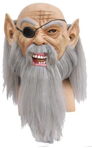 Masker Piraat Grijs