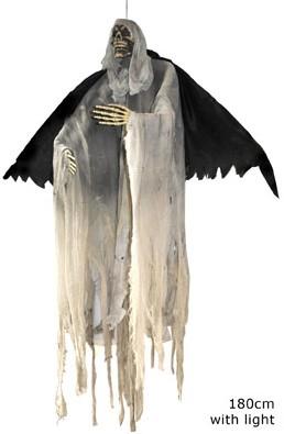 Hangpop Skull+Vleugels 180cm