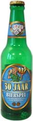 XXL Beerbottle 30 jaar