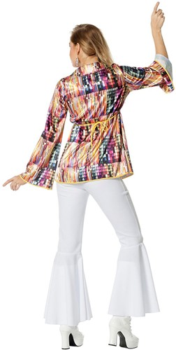 Damesblouse Disco Fever -3