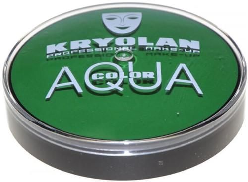Aquacolor Kryolan 20ml 512 Donkergroen