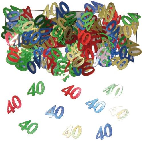 Confetti 40 Luxe