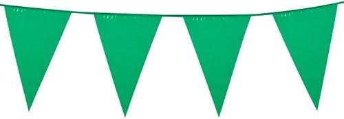Vlaggenlijn Groot Groen (10m)
