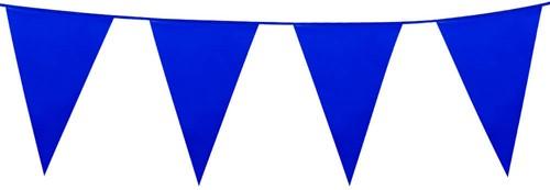 Vlaggenlijn Groot Blauw (10m)