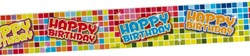 Markeerlint Happy Birthday Blocks