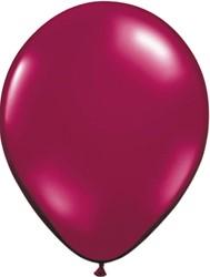 Ballonnen Paars Decoratie 100 stuks 30cm