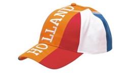 Baseballcap Holland RWB Kind