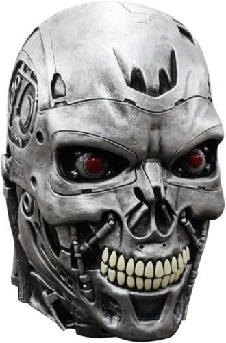Terminator Endoskull Masker Latex Luxe