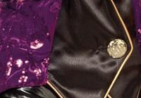 Dames Showjas Purple Lady Luxe -2