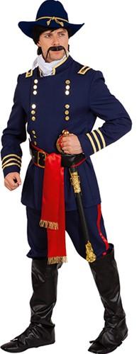 Kostuum Generaal Confederatie Luxe