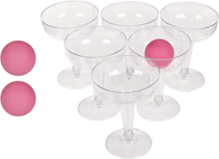 Prosecco Pong - Drink Spel (met ballen)