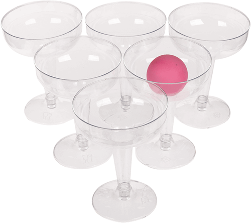 Prosecco Pong - Drink Spel