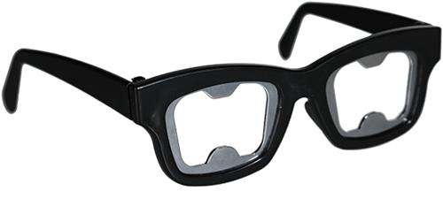 Bril Flesopener Zwart