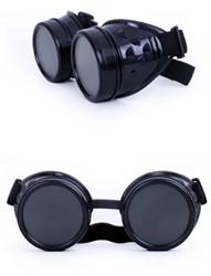Bril Steampunk Zwart