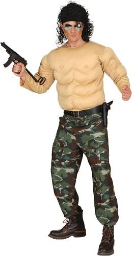 Shirt Spierbundel Arnold