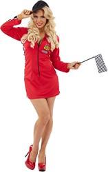 Damesjurkje Formule 1 Racing Girl