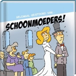 Boek Gestoord Schoonmoeders!
