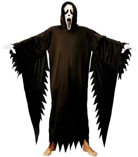 Kostuum Scream voor Volwassenen