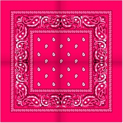 Zakdoek Pink (54x54cm)