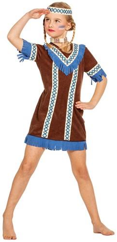 Indianenjurkje Tenderfoot voor meisje