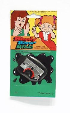 Bloody Razer Blade