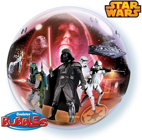 Bubble Ballon Star Wars