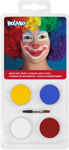 Make-up Setje Clown