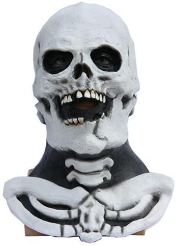 Masker Skull + Nek