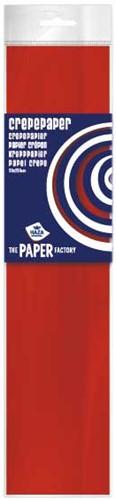 Crepe Papier Rood