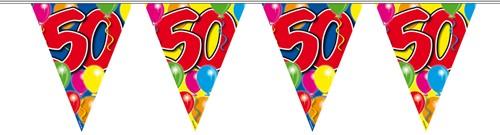 Vlaggenlijn 50 jaar 10mtr