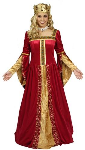 Dameskostuum Koningin Isabeau