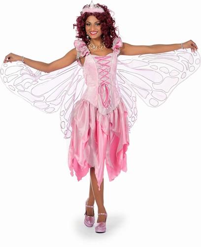 Jurkje Fairytale Luxe Roze