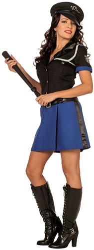 Dameskostuum Politie Agente Luxe