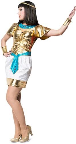 Dameskostuum Cleopatra Luxe