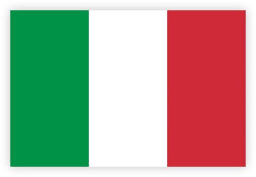 Vlag Italie 150x90cm