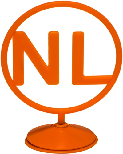 Huppie Oranje Autoster
