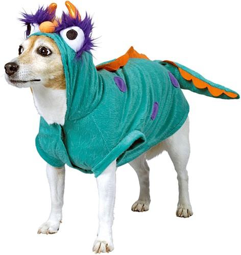 Hondenkostuum Monster