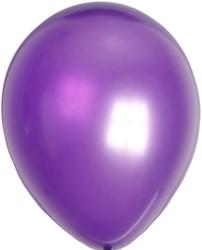Ballonnen Donker Paars 25 stuks 30cm