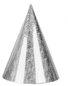 Feesthoed Laser Zilver