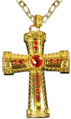 Sinterklaas Ketting met Kruis
