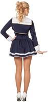 Dameskostuum Sexy Matroosje Navy-3