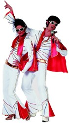 Miss Elvis met Sjaal