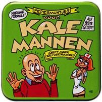 Pocket Tin Kale Mannen