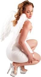 Engelen Vleugels Wit (50x50cm)
